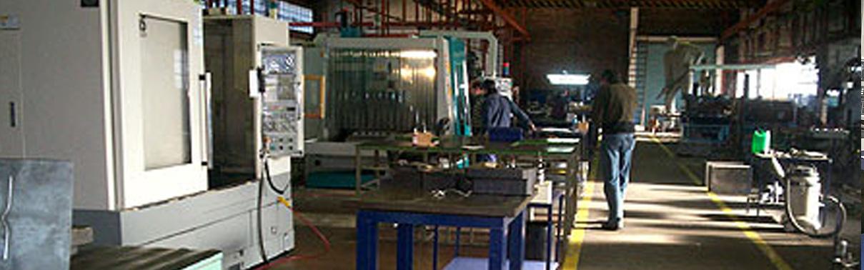 talleres tandil - matricería - fundición - industria